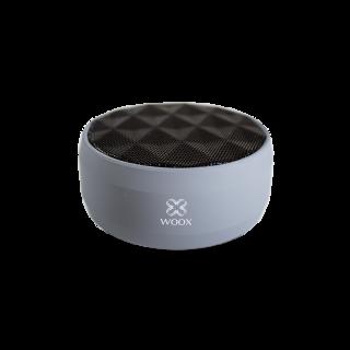 Mini Altavoz Bluetooth BTS con Sonido Estereo Gris