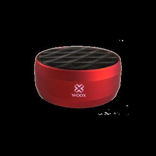 Mini Altavoz Bluetooth BTS con Sonido Estereo Rojo