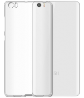 Xiaomi Mi5 Funda Carcasa Transparente