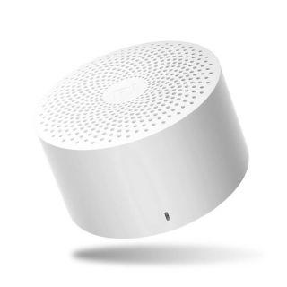 Xiaomi Altavoz Bluetooth Inalámbrico Portátil Estéreo de Sonido Blanco